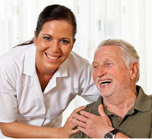 how to work in aged care